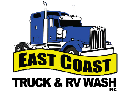 East Coast Truck & RV Wash Logo